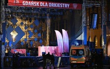 Неизвестный напал с ножом на мэра Гданьска, градоначальник в критическом состоянии