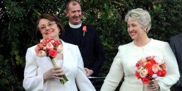 Брак лесби пар фото 325-72