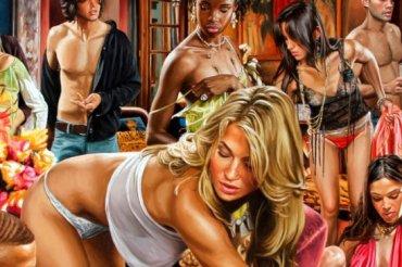 Секс на американских вечеринках