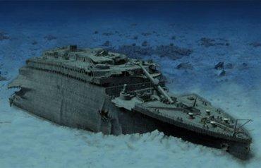 История фото : «Титаник» и самый дорогой снимок
