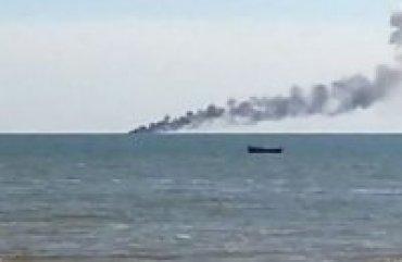 Заниматься сексом в азовском море177