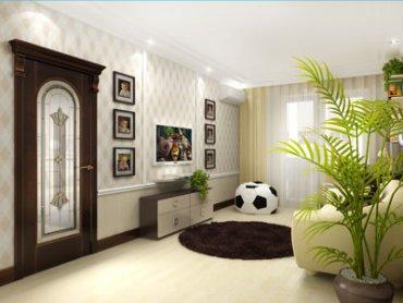 Дизайн квартир гипсокартоном