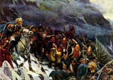 Суворова назвали лучшим полководцем в истории России