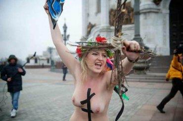голая девушка украины фото