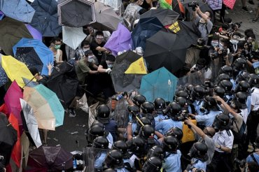 акцию протеста отстаивающую: