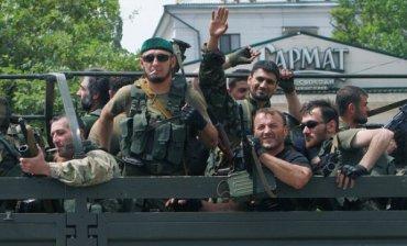 Чеченец агитирует приезжать в Даунбас грабить и терроризировать Украину.