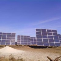 В Украине построили уникальную солнечную электростанцию