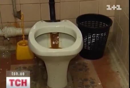 Вонючие туалеты - то немногое, что смогло обеспечить олимпийской надежде нации правительство Азарова