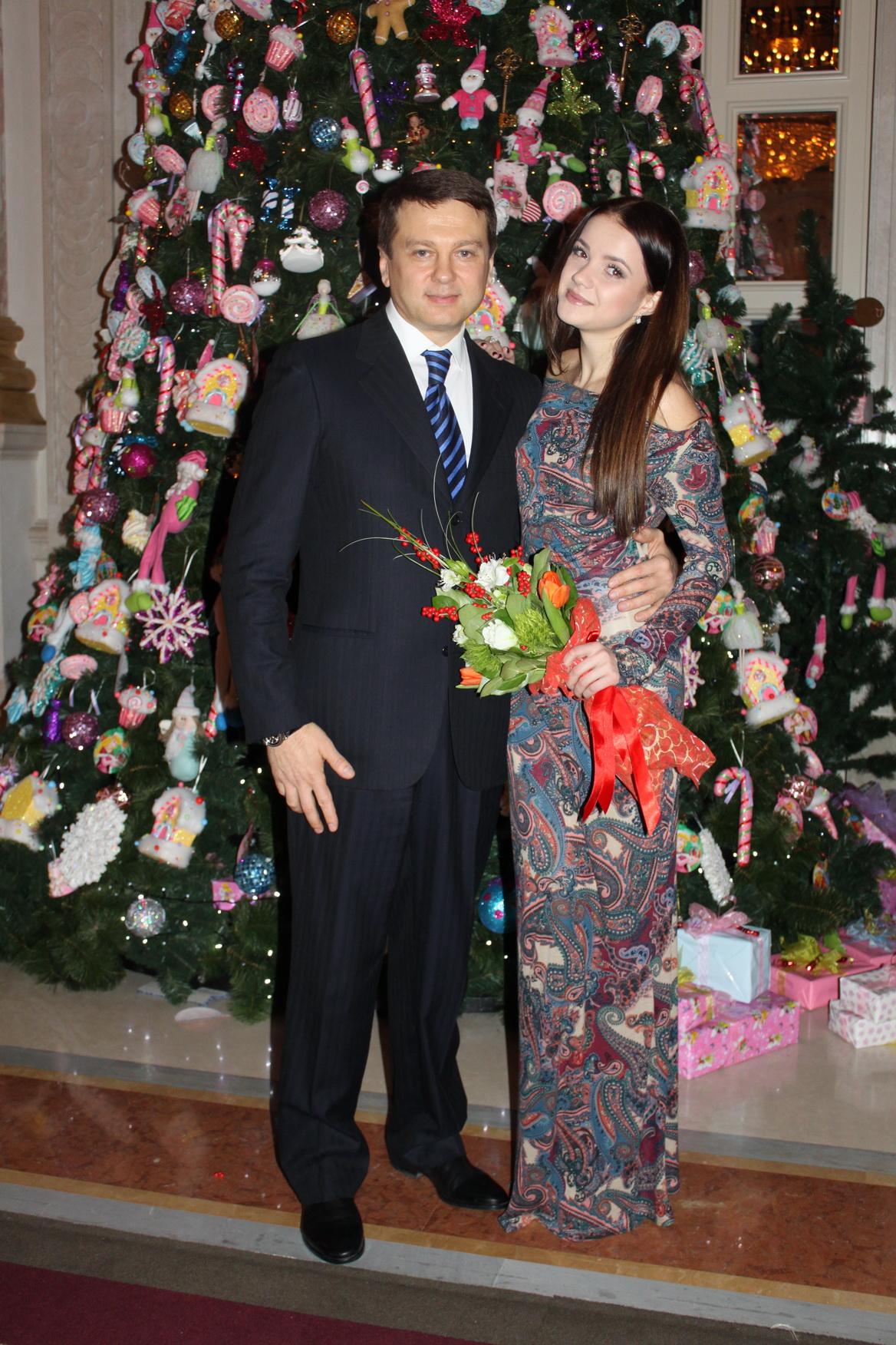 Евгения тимошенко свадьба фото