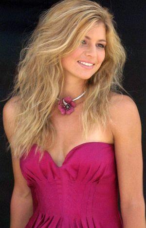 фотографии россиянки блондинки