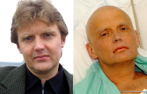 Литвиненко собирался убить Путина?
