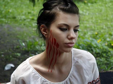 Украинские девушки личное фото фото 53-486
