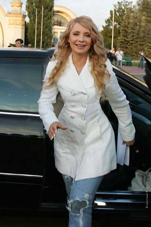 Голая Юлия Тимошенко лучшие откровенные фото знаменитости