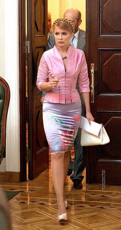 Украина. Юлию Тимошенко обвинили в неумении правильно считать навоз